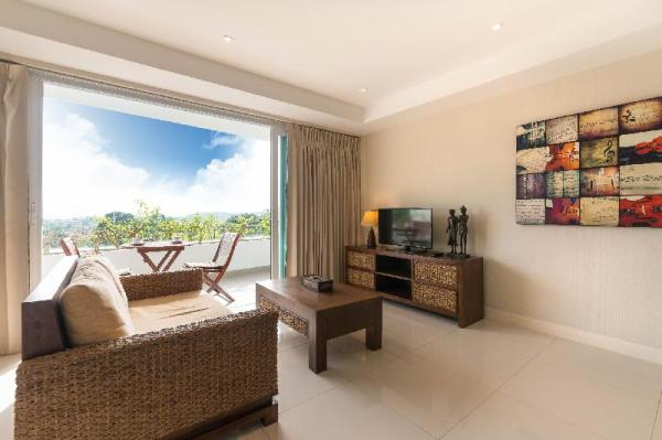 Stunning Sea View Apartment With 1 Bedroom Phuket