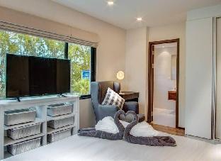[ラワイ]アパートメント(90m2)| 2ベッドルーム/2バスルーム 2 BDR Beachfront Apartment Across Rawai beach