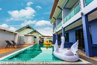 The Phu Villa วิลลา 8 ห้องนอน 9 ห้องน้ำส่วนตัว ขนาด 200 ตร.ม. – ปราณบุรี