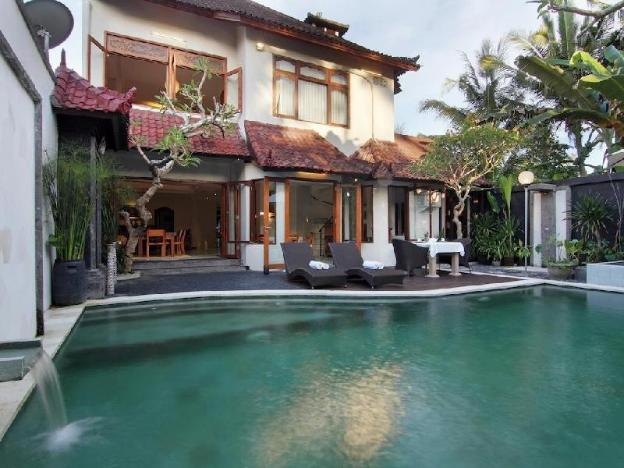 Villa with Private Pool 5BR for Family