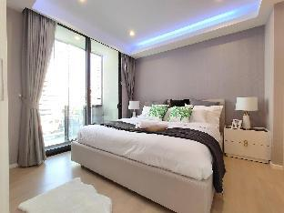 Bangkok&Pool&BTS Nana&MRT Sukhumvit&Max4ppl#18F139 อพาร์ตเมนต์ 1 ห้องนอน 1 ห้องน้ำส่วนตัว ขนาด 45 ตร.ม. – สุขุมวิท