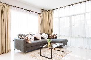 [ドンムアン空港]一軒家(120m2)| 3ベッドルーム/3バスルーム Brand new 3BR house in Bangkok, Ladpraw, Wifi