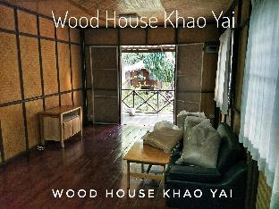 [カオヤイ国立公園]一軒家(35m2)| 3ベッドルーム/1バスルーム Wood house Family7 Close to Thanarat Road, KM. 6