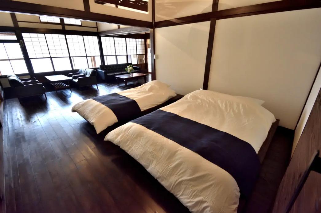 Renovated Japanese traditional house in Kamakura