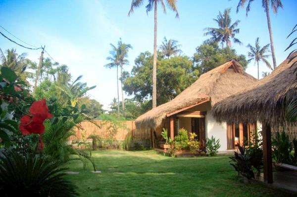 Nanas Homestay Luxury bungalow 3 Lombok