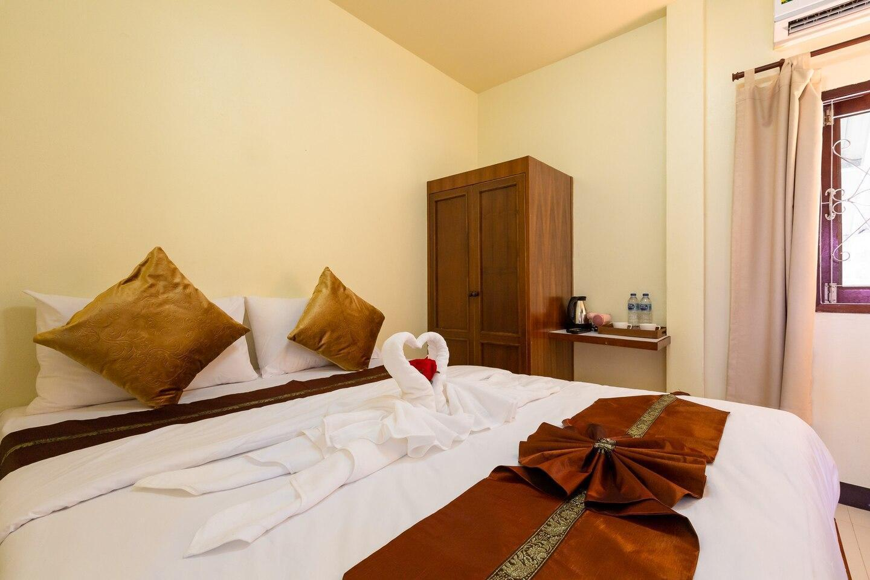 Ao-Nang,Free WIFI,Private Room,Krabi2 (Queen bed) วิลลา 1 ห้องนอน 1 ห้องน้ำส่วนตัว ขนาด 45 ตร.ม. – อ่าวน้ำเมา