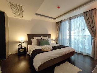 [スクンビット]アパートメント(116m2)| 3ベッドルーム/2バスルーム Bangkok&Pool&BTS Asoke&MRT Sukhumvit&Max6ppl