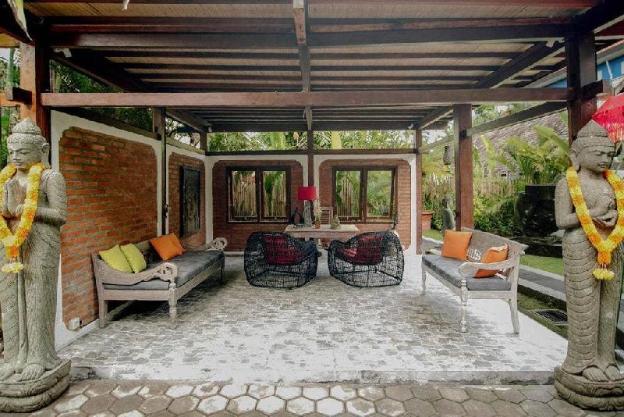 1BR Private Villa The Garden  &Bfast @Seminyak