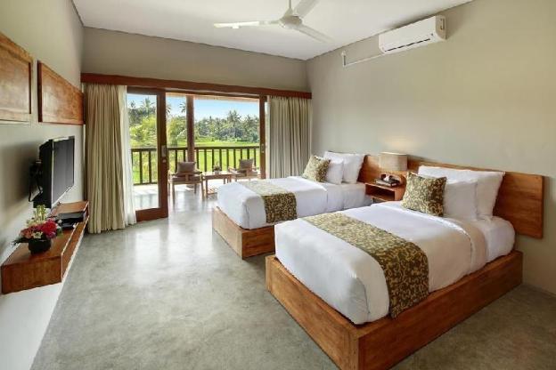 2BR  Villa inclusive w/ Breakfast @Ubud
