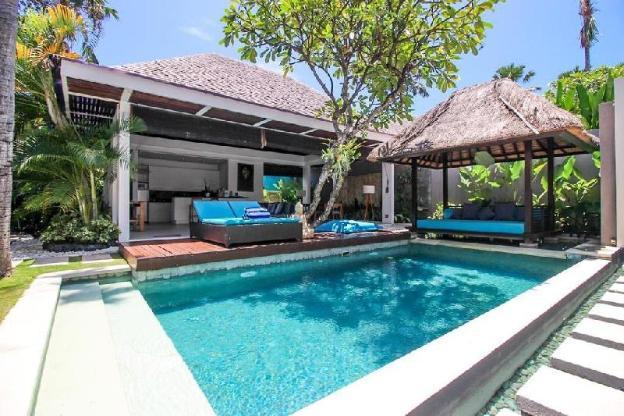 2BR Divine Private Pool Villa @Seminyak