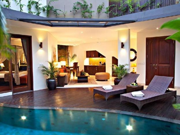 1BR Revishing Private Pool Villa Bfast @Seminyak