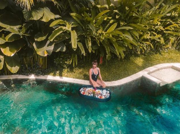 1BR Beautifull Private Villa+Pool with Bfast@Ubud