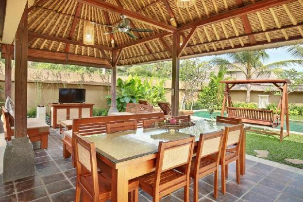 4BR Whole Private Villa + Pool + Breakfast @Ubud