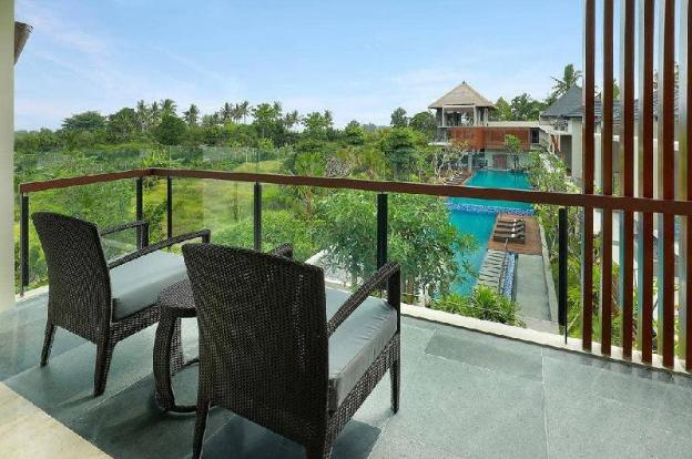 1BR Excellent Pool Villa 5mnts from Monkey Forest