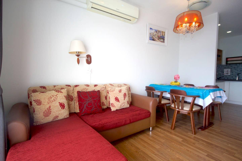 At Sea Condo @ 1-bedroom C 502 อพาร์ตเมนต์ 1 ห้องนอน 1 ห้องน้ำส่วนตัว ขนาด 52 ตร.ม. – หาดคลองม่วง