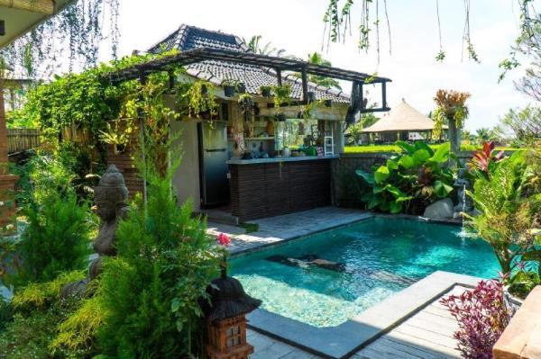 Raditya Villa Ubud Bali