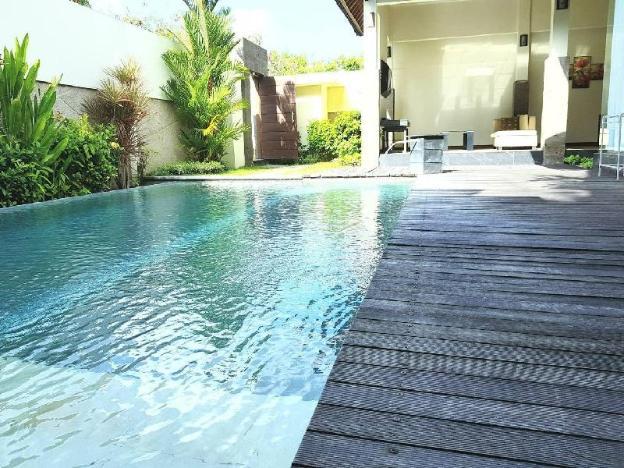 1BR Private Pool Villa  Kitchen In Seminyak Bali