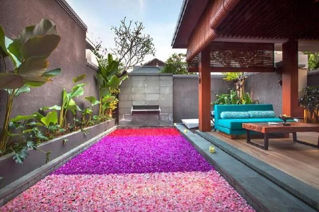 Honeymoon 1BRoom Villa Private Pool in Legian Kuta