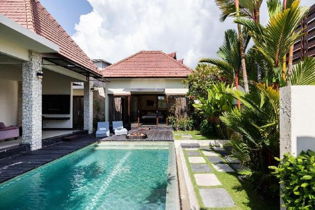 1BR Amazing Private Pool Villa in Seminyak