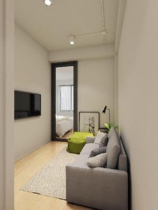 Platinum apt. 2nd Floor Large room, Pratunam area อพาร์ตเมนต์ 1 ห้องนอน 2 ห้องน้ำส่วนตัว ขนาด 30 ตร.ม. – สยาม
