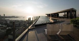 Pattaya the base Ocean View Infinity Pool new room อพาร์ตเมนต์ 1 ห้องนอน 1 ห้องน้ำส่วนตัว ขนาด 30 ตร.ม. – พัทยากลาง