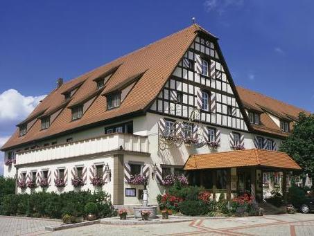 Hotel Brauereigasthof Landwehr Brau