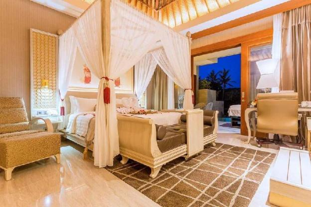 1BR Stunning Pool Villa + Breakfast @Ubud
