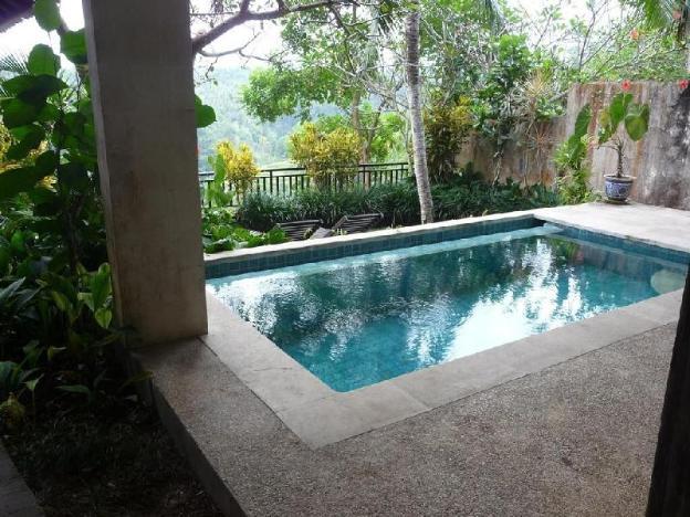 1BR Charming with Plunge Pool + Breakfast @Ubud