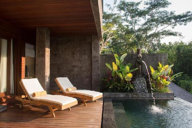 1BR Villa + Pool + Hot Tub @Ubud