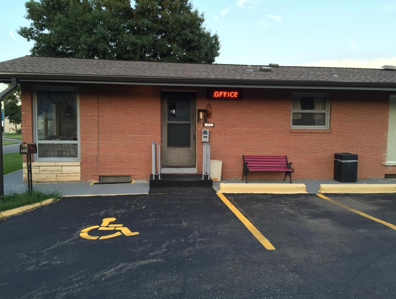 Abilene Ks Diamond Motel In United States North America