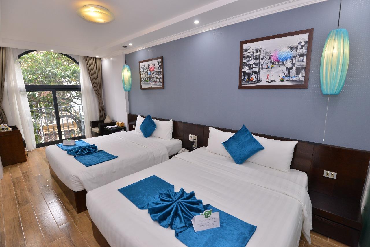 Hanoi Bella Rosa Suite Hotel And Spa