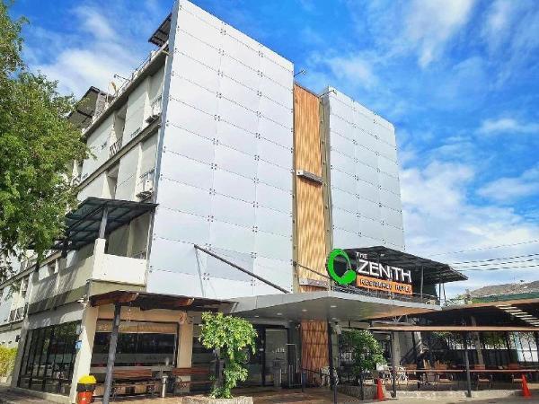 The Zenith Residence Hotel Nakhon Ratchasima