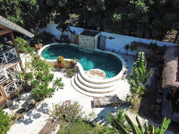 Serene Beach Villa Lombok