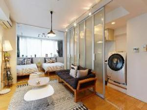 OX 1 Bedroom Apartment near Ginza 112