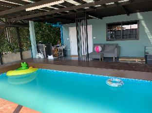 [Suvarnabhumi Airport]ヴィラ(300m2)| 3ベッドルーム/2バスルーム Airport Pool Villa