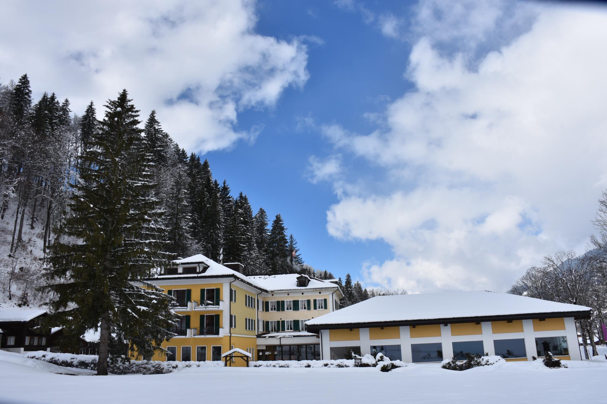 Thermal Hotel Bad Serneus