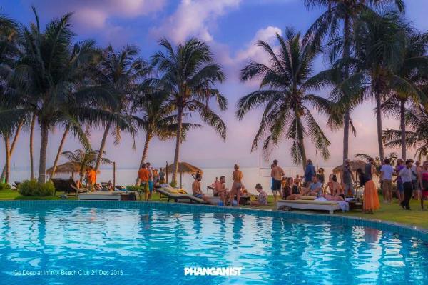 INFINITY Beach Club Hostel Koh Phangan Koh Phangan