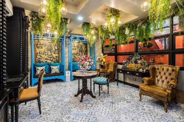 DE Phanakron Boutique Hotel Bangkok