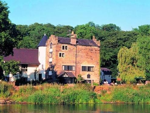 The Priest House On The River