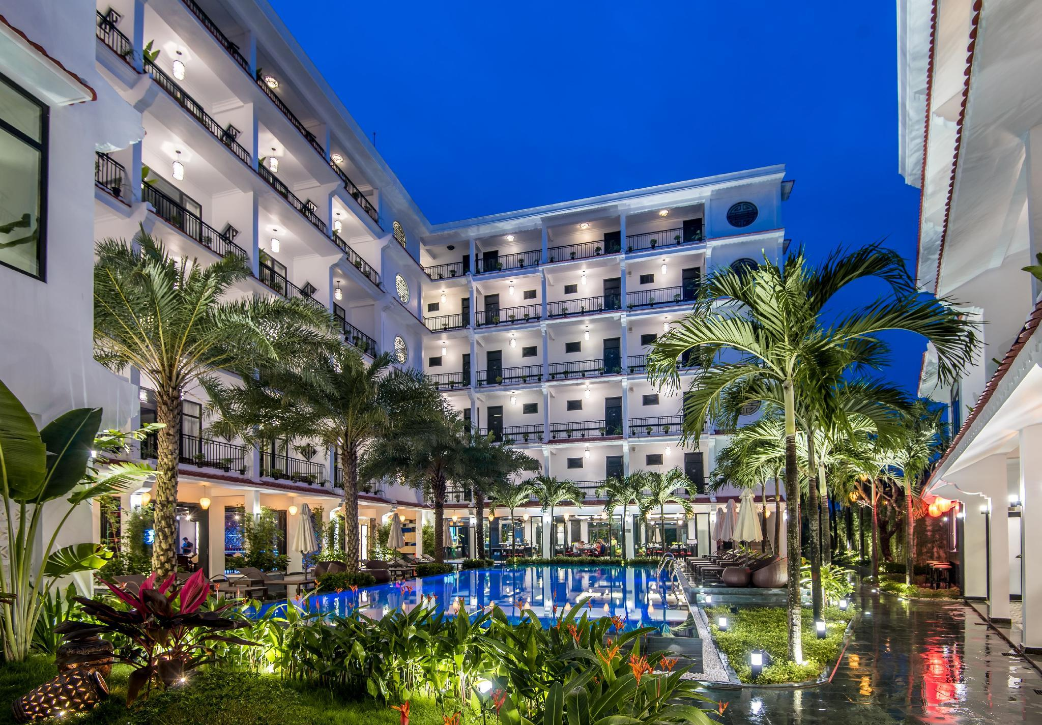 Belle Maison Hadana Hoi An Resort And Spa � Managed By HandK Hospitality