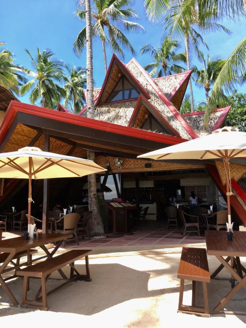 Pyramid Beach Resort Hotel Bohol