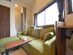 SG Osaka 1 Bedroom House Near Umeda&Namba HANARE