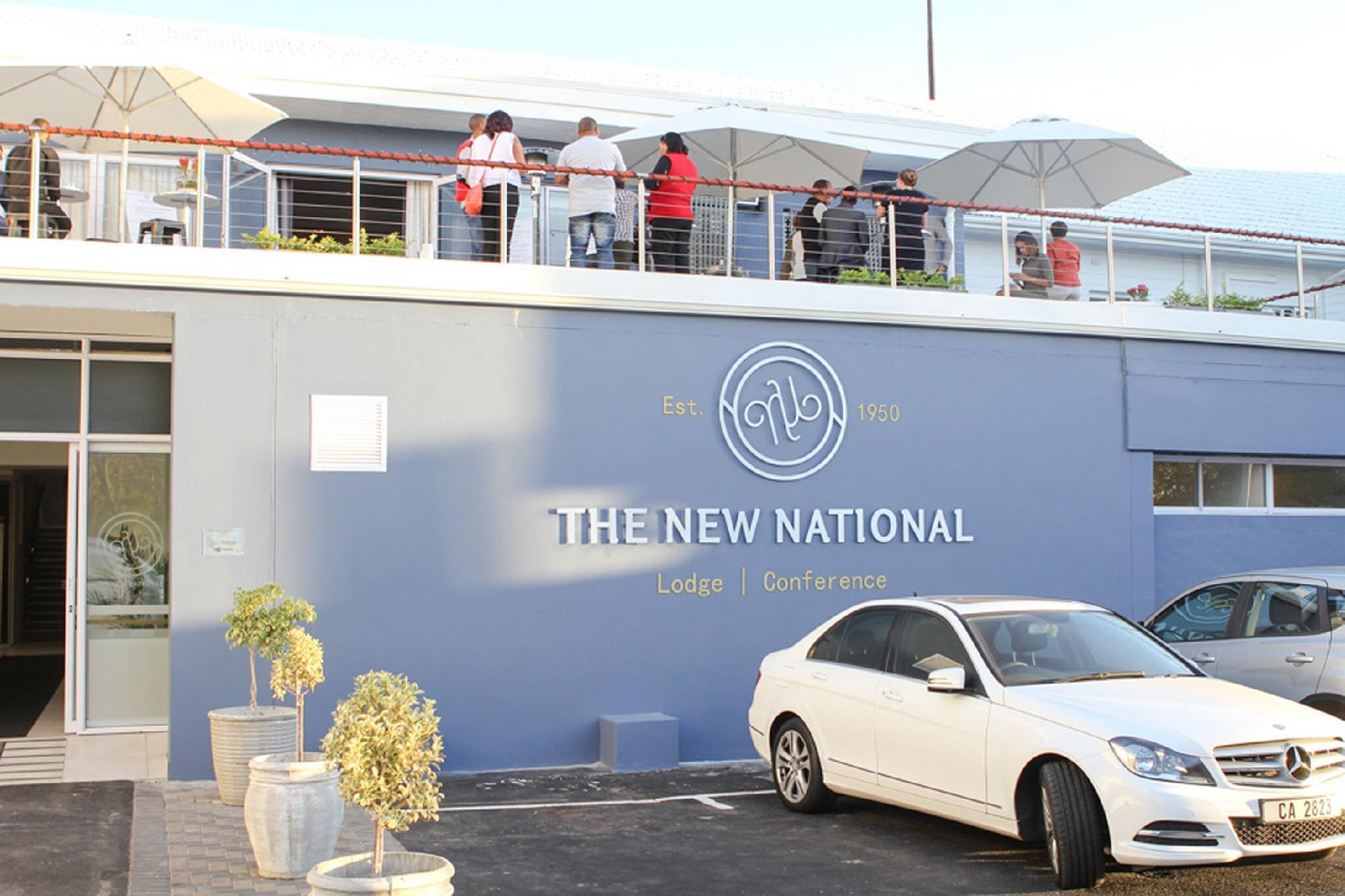 The New National   Lodge & Conference