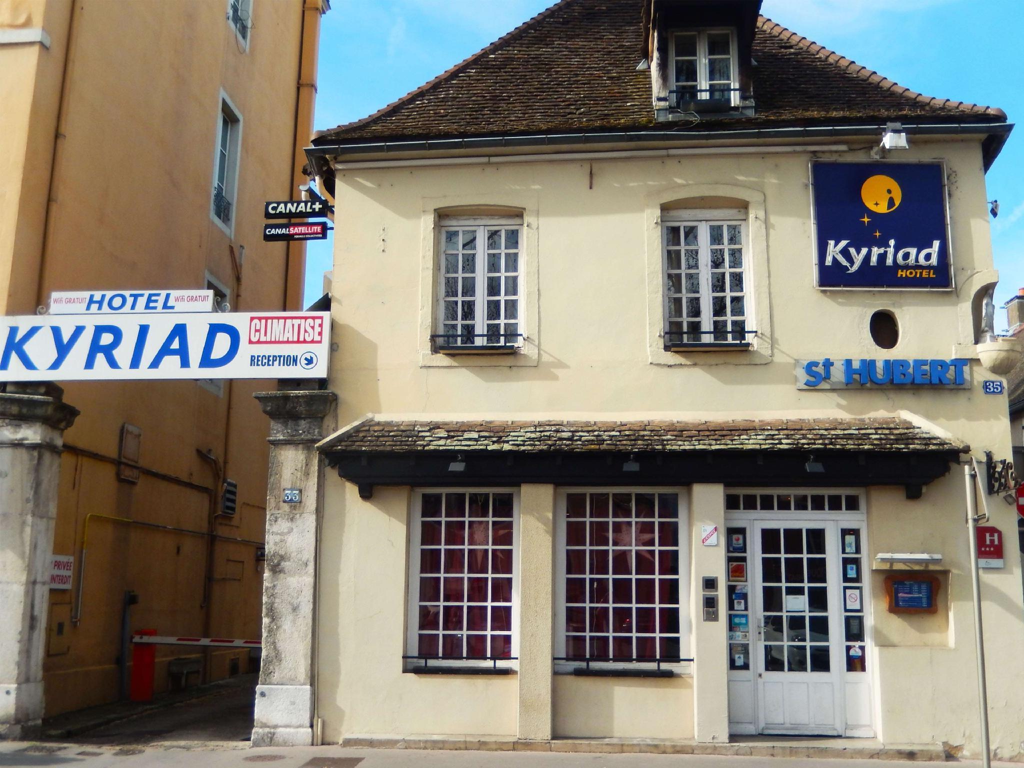 Kyriad Chalon Sur Saone Centre