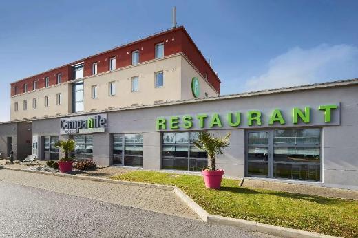 CAMPANILE ROISSY - Aeroport CDG - Le Mesnil Amelot