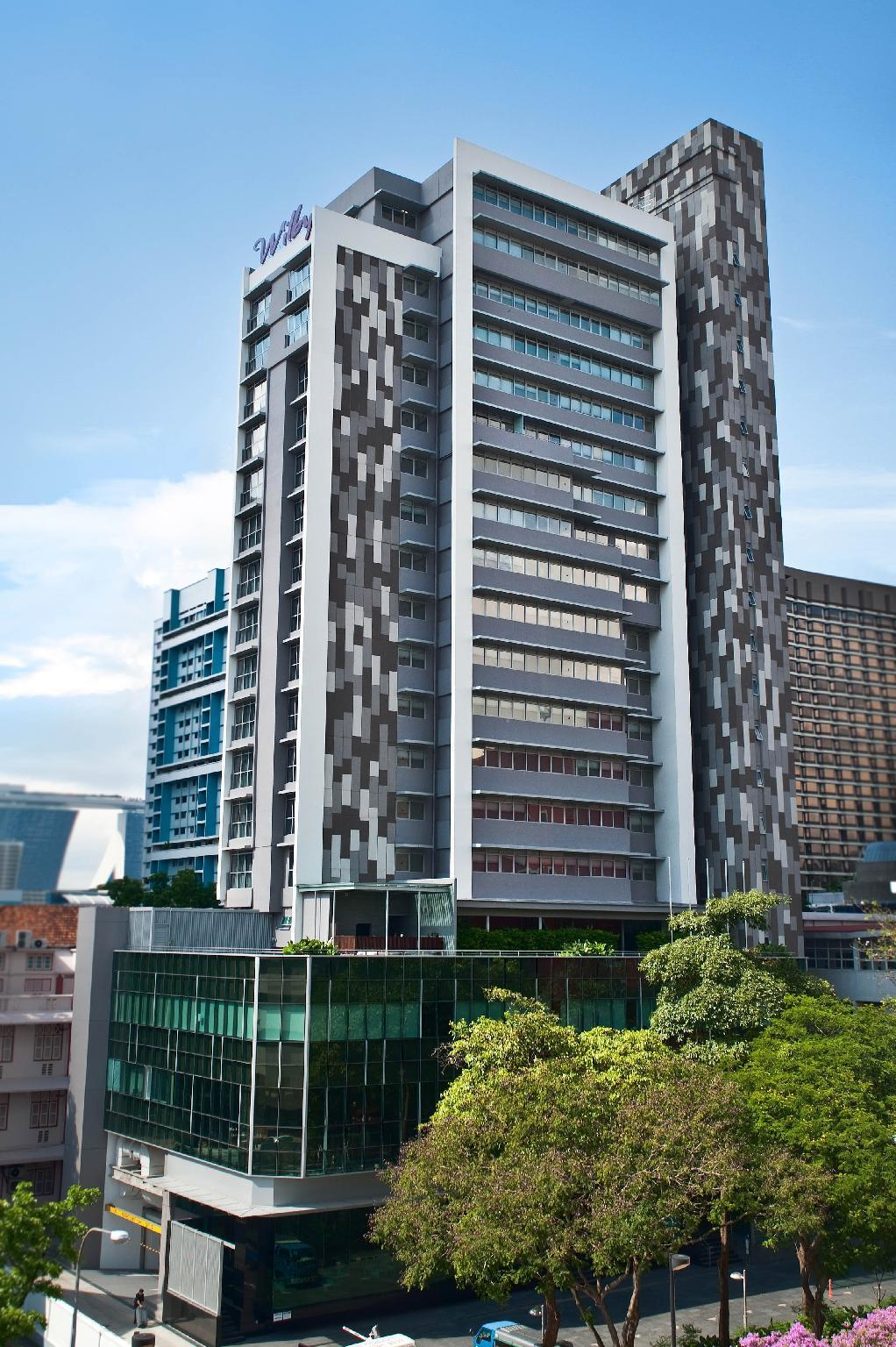Wilby Central Serviced Apartments (SG Clean Certified)
