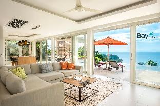 [ハッドサラッド]ヴィラ(180m2)| 4ベッドルーム/3バスルーム INFINITY 4br - Pool, Panoramic Sea View