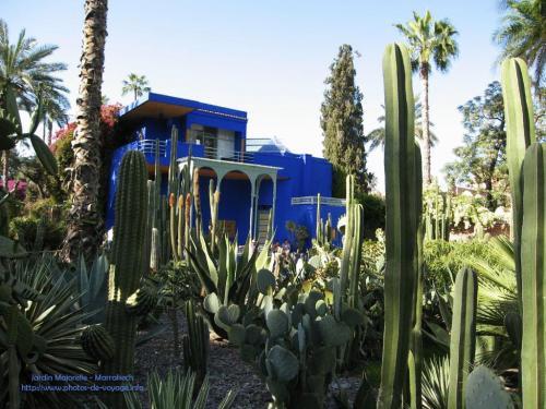 Riad Villa Wenge And Spa