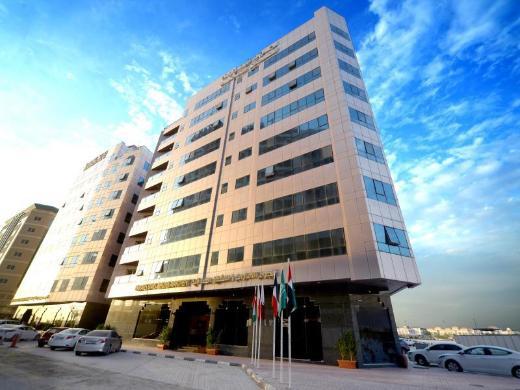 Emirates Stars Hotel Apartments Sharjah