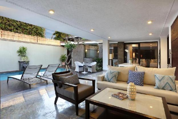 Luxury 2 Bedroom Pool Villa - Breakfast